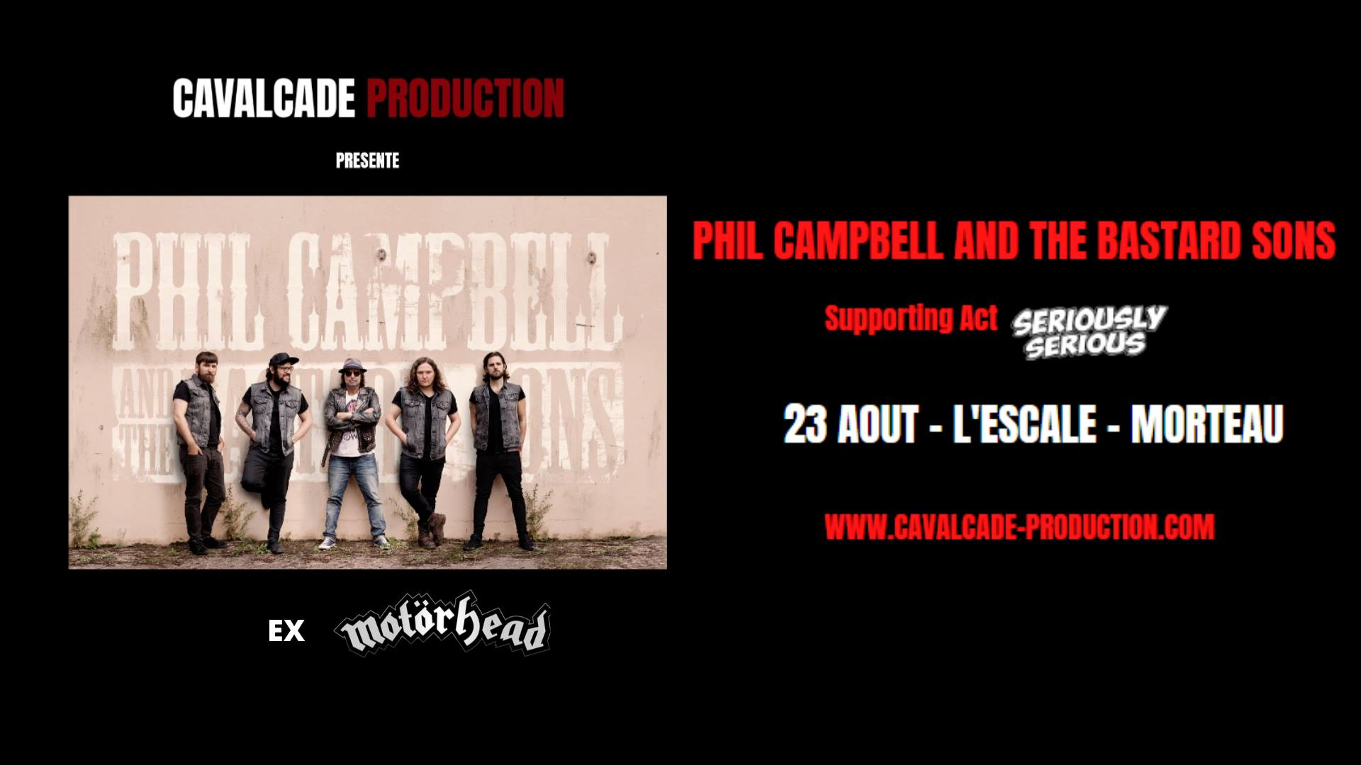 concert morteau billet